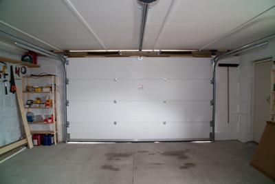 crawford garasjeporter ferdig montert