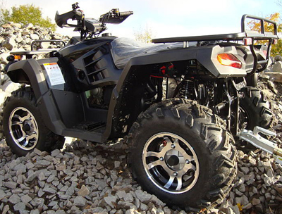 BigFoot 300 ATV