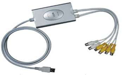 USB DVR Video grabber 4 kanals (Interface)