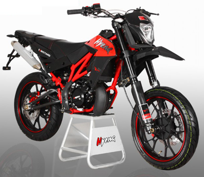 SUPERMOTARD EVO 50 CC