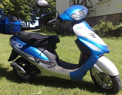 Norges Scooter Sport 50cc