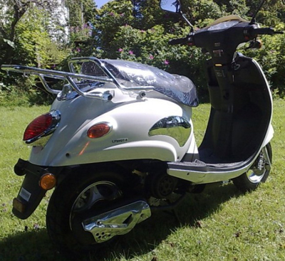 SCOOTER MILANO CLASSIC 50 CC
