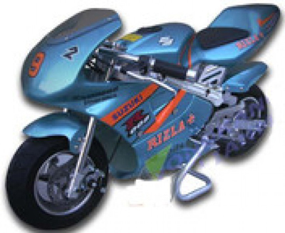 POCKET BIKE 49CC R