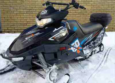Snøscooter 150cc L. for barn