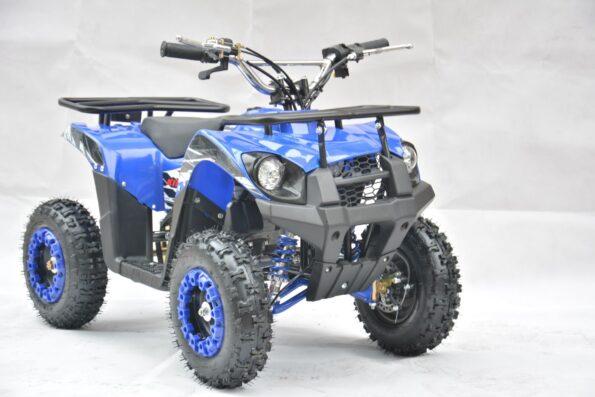 Farmer mini ATV 50cc Blå2