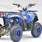 Farmer mini ATV 50cc Blå