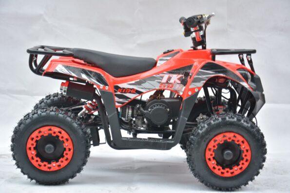 Farmer mini ATV 50cc rød2