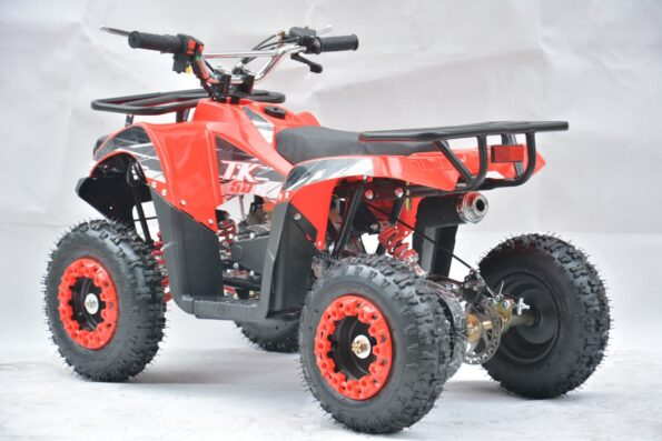 Farmer mini ATV 50cc rød3