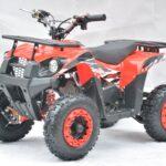 Farmer mini ATV 50cc rød1