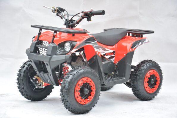 Farmer mini ATV 50cc rød4