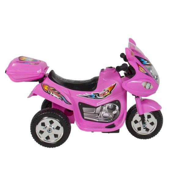 el_motorsykkel_rosa