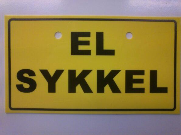 el_sykkel_skilt