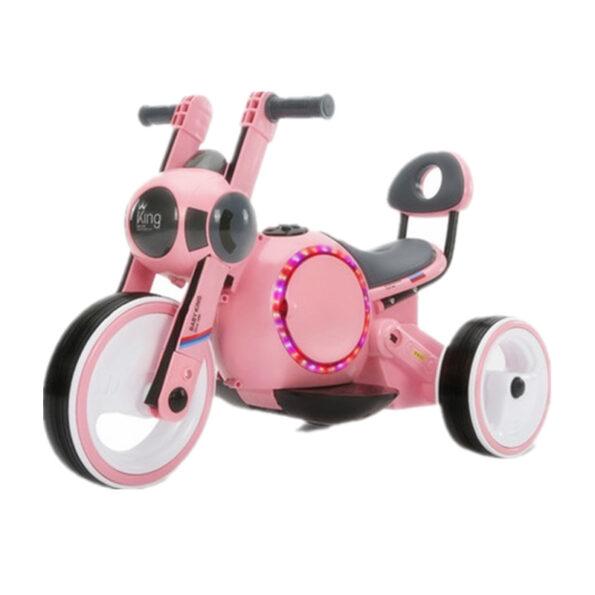 rosa_el_motorsykkel