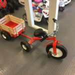 trehjulssykkel